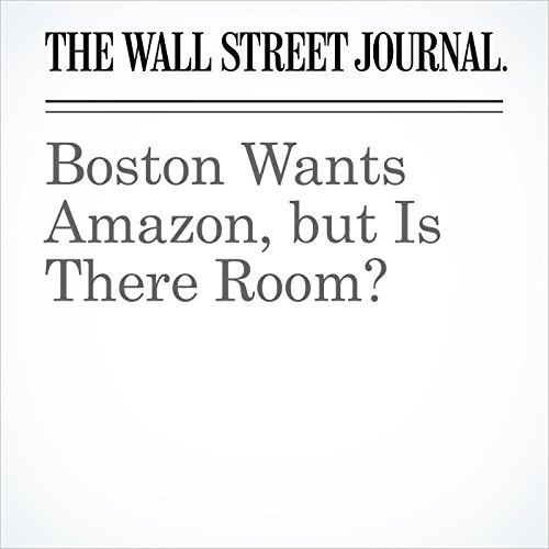 Boston Wants Amazon, but Is There Room? copertina