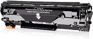 HP 388A CC388a M1136mfp M1139MFP P1007 P1008 P1106 P1108 m126a M1213nfのトナーカートリッジチップ付きのトナーカートリッジプリンターオフィス用品-2-black