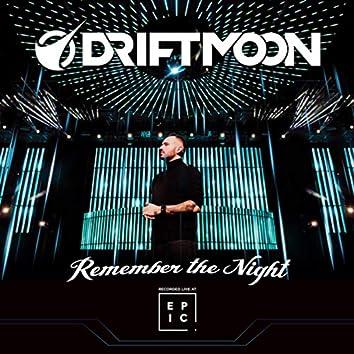 Remember The Night (Live at EPIC Prague, December 2018)