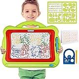 Meland Magnetic Drawing Board - Kids Magna Drawing Doodle Board...