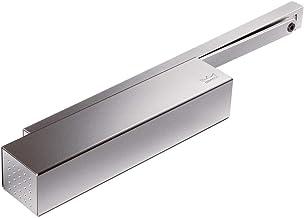Deursluiter Dorma TS 93 B EN 2-5 N inclusief schuifrail zilver