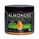 Best Almond Butters - Almondee California Almond Butter - 16 Ounce Jar Review