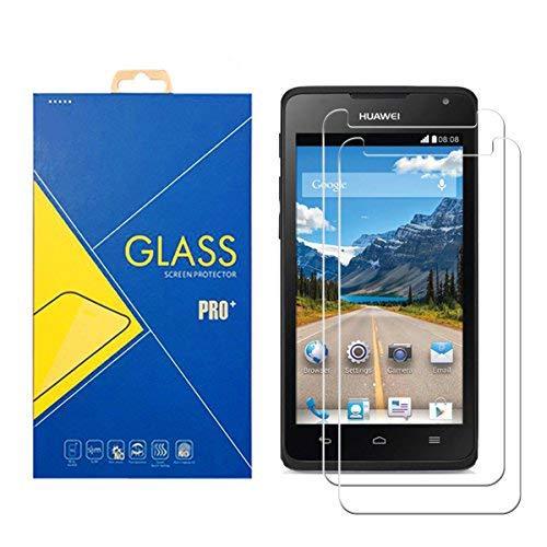 [2 Pack] Panzerglas Schutzfolie Huawei Ascend Y530 / 530 - Gehärtetem Glas Schutzfolie Bildschirmschutzfolie für Huawei Ascend Y530 / 530