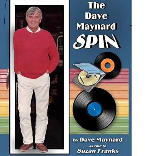 The Dave Maynard Spin audiobook cover art