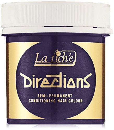 La Riche Unisex Semi Permanent Haarfarbe, neon blue, 1er Pack, (1x 89 ml)