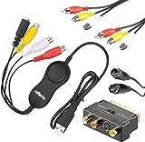 Reflecta Video Capture Set USB Video Grabber inkl. Video-Bearbeitungssoftware