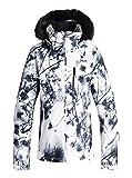 Roxy Jet Ski Premium - Veste de Snow - Femme - M - Blanc
