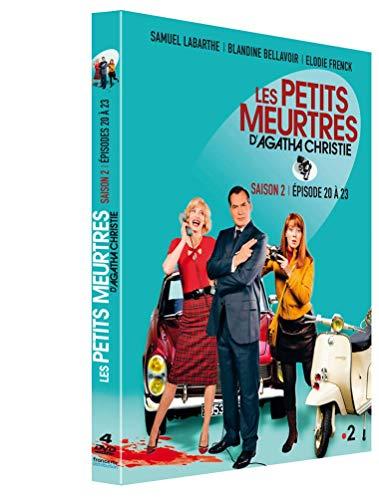 Les Petits meurtres d'Agatha Christie - Saison 2 - Épisodes 20 à...
