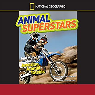 National Geographic Kids Chapters cover art