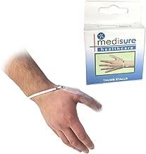 MediSure Flexible PVC Thumb Stalls (Pair) - Large