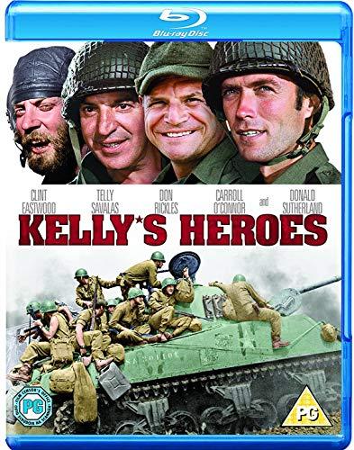 Kelly's Heroes [Blu-Ray] [Import]