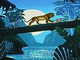 Swafing Der König der Löwen Jersey, Panel, Mondschein (60