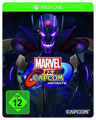Marvel vs Capcom Infinite - Deluxe Steelbook Edition - [Xbox One]
