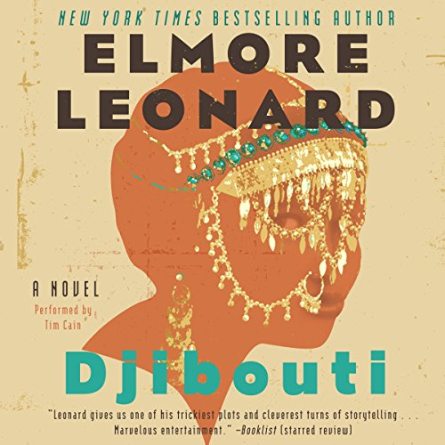 Djibouti audiobook cover art