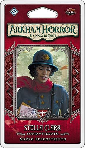 Fantasy Flight Games Arkham Horror Lcg - Investigatore - Stella Clark (espansione)