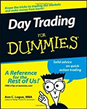 Day Trading For Dummies by Ann C. Logue (2007-10-29)