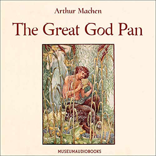 The Great God Pan cover art