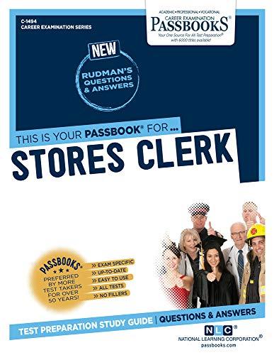 Stores Clerk, 1494