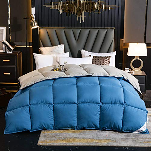 CHOU DAN Double duvet 10.5 Tog Duvet double bed Anti-allergic double duvet 4.5 Tog-200x230cm 3500g_14