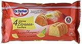Dr. Oetker fertiger kleiner Zitronenkuchen, 5er Pack (5 x 140 g)