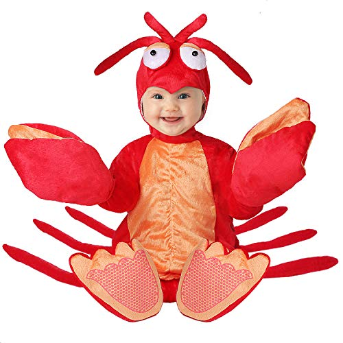 Infant Baby Chicken Halloween Costume Animal Toddler Cosplay (90cm, Lobster)