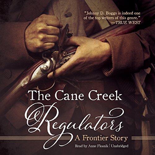 The Cane Creek Regulators audiobook cover art