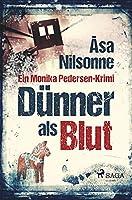 Duenner als Blut - Schweden-Krimi