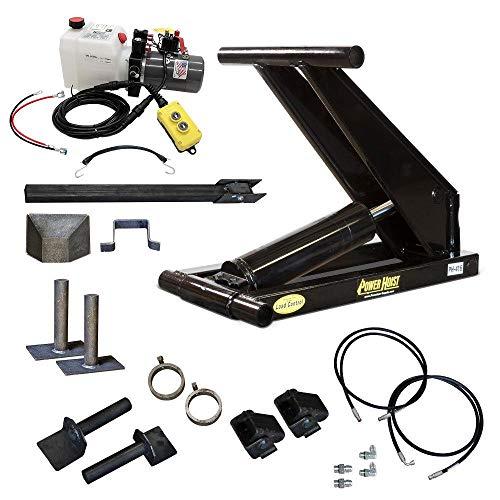 Premium Supply Power Hoist 416 Complete 6 Ton Dump Trailer Kit - PH416