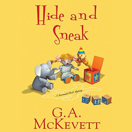 Hide and Sneak audiobook cover art