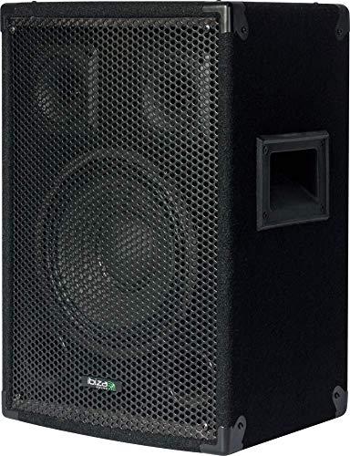 """IBIZA DISCO8B 3-WEGE 8\"""" Disco PA-Lautsprecher 300 Watt PARTY MUSIK EVENT DJ BÜHNE BOX BESCHALLUNGSANLAGE SOUNDSYSTEM"""