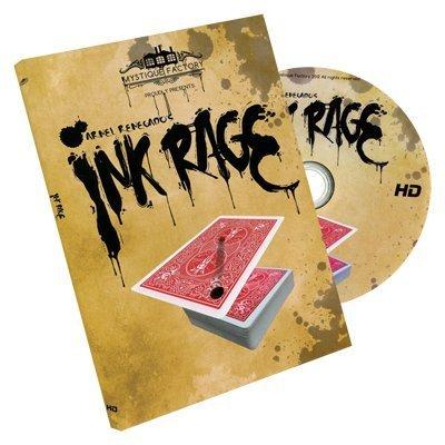 INKRage by Arnel Renegado and Mystique Factory - Trick