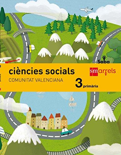 Ciències socials. 3 Primària. Saba - 9788467578201