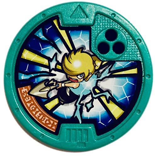Yo-Kai Watch Model Zero Yo-Motion Series 1 Medal Zappary