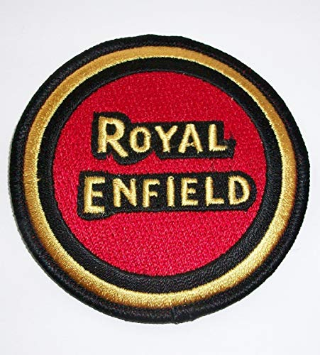 Unbekannt Royal Enfield Stickerei-Badge