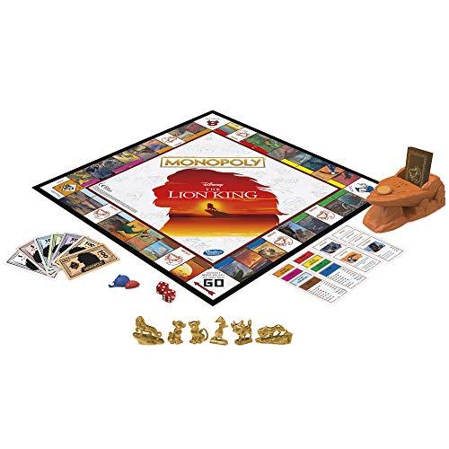 Monopoly: Le Roi Lion (The Lion King) - 2