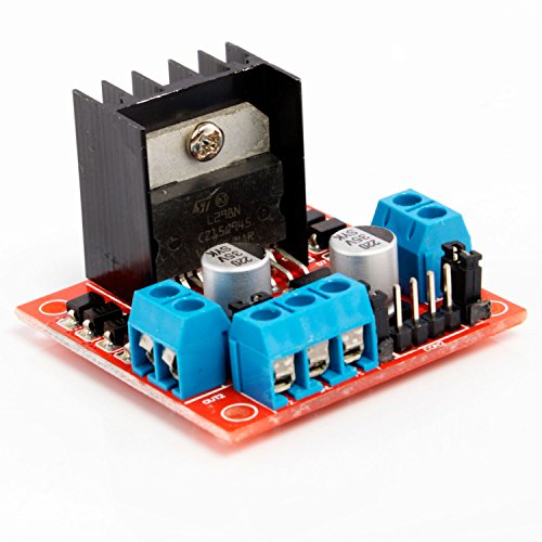 Amazon.co.uk - L298N Motor Driver Controller Board