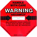 ShockWatch SHW50 50G Indicators (Pack of 50)