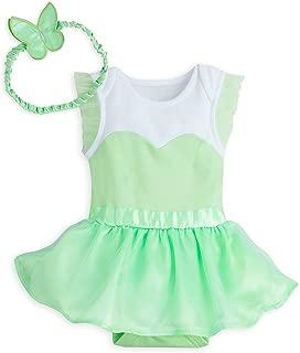 Disney Tinker Bell Costume Bodysuit for Baby - Green