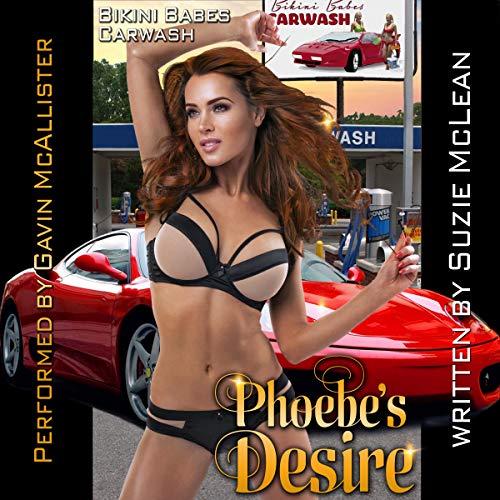 Phoebe's Desire audiobook cover art