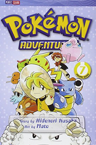 Pokémon Adventures Red & Blue Box Set: Set includes Vol. 1-7: Volume 1 (Pokemon)