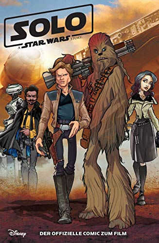 Star Wars: Solo - Star Wars Story: Die Junior Graphic Novel