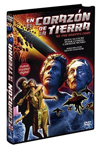 En el corazón de la tierra DVD