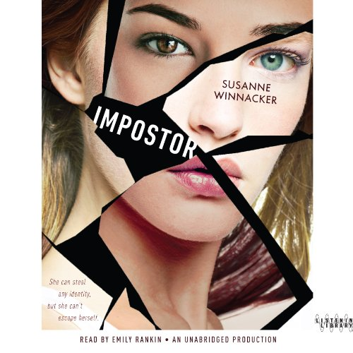 Impostor audiobook cover art