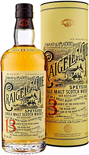Craigellachie 13 Jahre Whisky (Single Malt, Scotch, Bourbon, Blend)