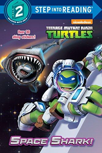 ninja turtle book level 1 - 9