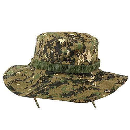 Hip Hop Honour Bob Safari Armée USA Camouflage avec Lien - Mixte