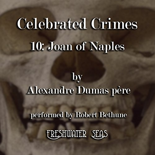 Joan of Naples audiobook cover art