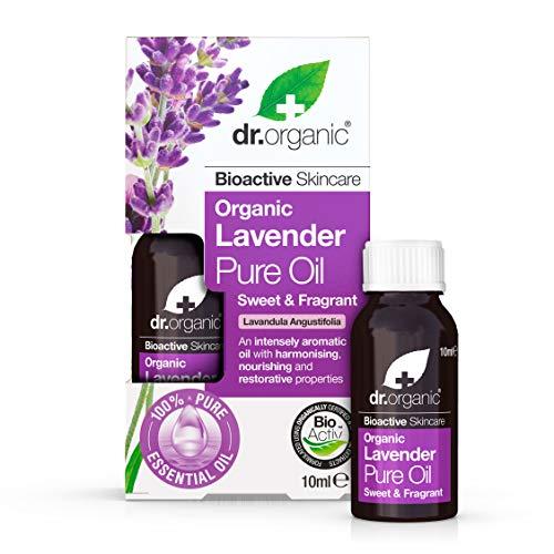 Dr. Organic Huile Pure à la Lavande Bio 10 ml