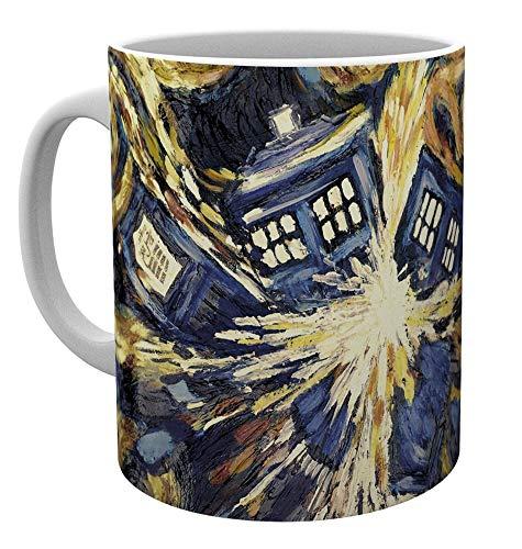 Official Exploding TARDIS Mug