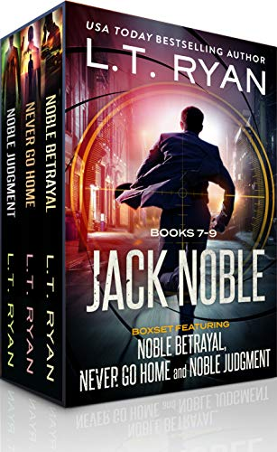 The Jack Noble Series: Books 7-9 (The Jack Noble Series Box Set Book 3)